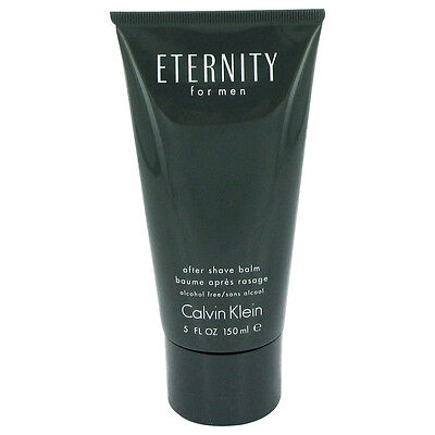 Eternity 5 oz After Shave Balm by Calvin Klein for Men