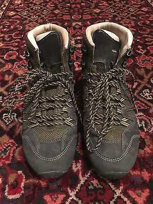 Lowa Jannu Mid Trekking Boots Size US Men's 11 Made In Italy