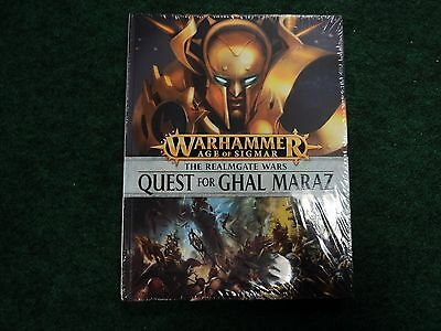 Warhammer Age of Sigmar Quest for GHAL MARAZ New