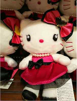 Hello kitty Plush doll USJ 2016 winter Limited Gift From Japan sanrio