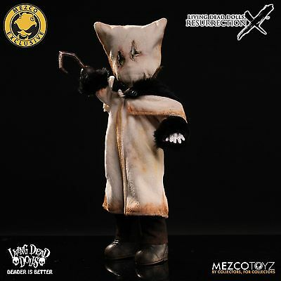 Mezco Living Dead Dolls Resurrection X White Variant Angus SOLD OUT IN Hand!