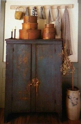 The Country Home ~~ Discounted Shipping ~~ Primitive / Antique Decorating Book