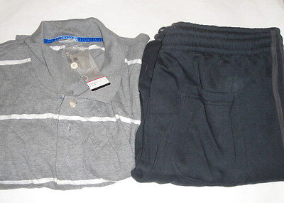 BNWT mr Big Target Men's Top & Pants Size 5XL