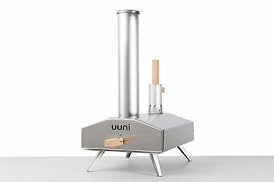 Uuni 2S Wood Fired Oven With Stone Baking Board