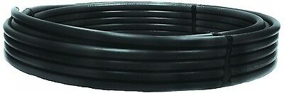 Poly Pipe 2 in. x 100 ft. IPS 100 PSI Tubing Irrigation Drainage Sprinkler New