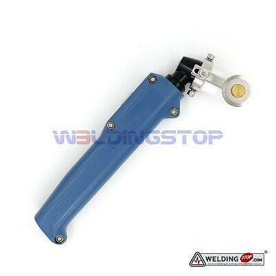 PT-31 Plasma Cutting Torch Head Body with Roller Guide Wheel WS