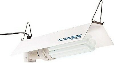 Hydrofarm FLCDG125D Fluorowing Compact Fluorescent System