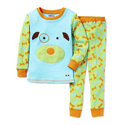 NEW Skip Hop Zoo Kids Pajamas - Dog