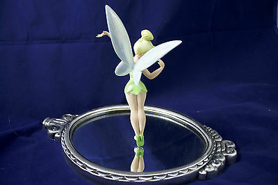 """Disney WDCC Peter Pan Tinkerbell """"Tinker Bell Pauses to Reflect"""" Box + COA"""