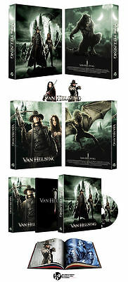 Van Helsing - Blu-ray Lenticular Scanavo Case Limited Edition (2015) 1000 copies