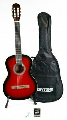 4/4 Classic / Concert Guitar Set With Accessories