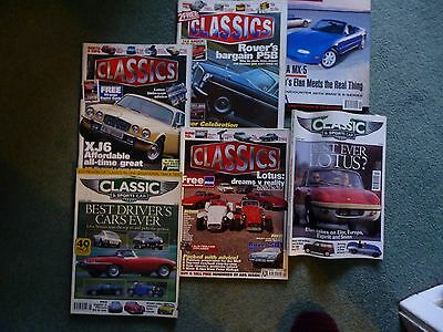 Lotus Elan And Classic Cars Featured In Magazines