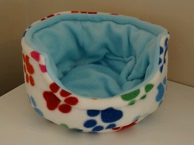 Guinea Pig Snuggle Bed Cuddle Cup House Also Suit Rat Hedgehog Small Pet Rabbit