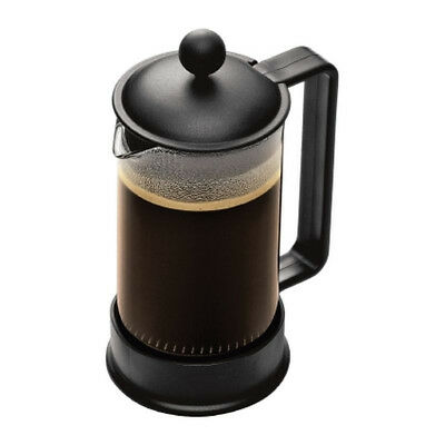 Bodum Brazil French Press Coffee Maker - Safety & Aroma Seal - 3 Cups 0.35L