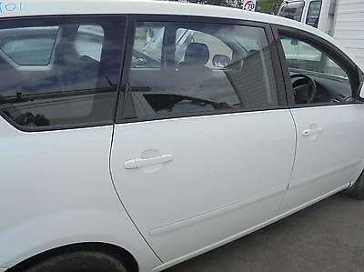 Toyota Avensis Right Rear Door Window Acm2#r, 12/01-12/10