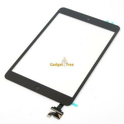 iPad Mini Touch Screen Glass Digitizer Assembly Replacement Black