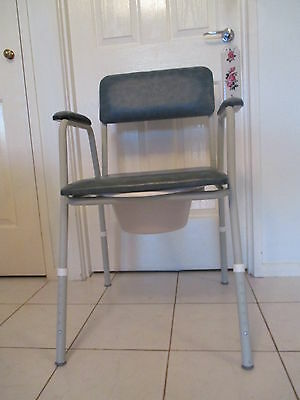 Commode/shower/over Toilet Frame/or Bedside Chair Multi Purpose
