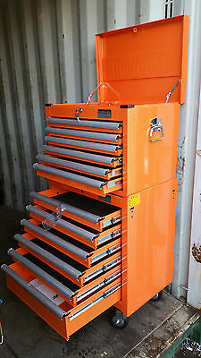 Halfords Tool Box/Top Box,Brand New And Chest Industrial 12 Drawers Ball Bearing
