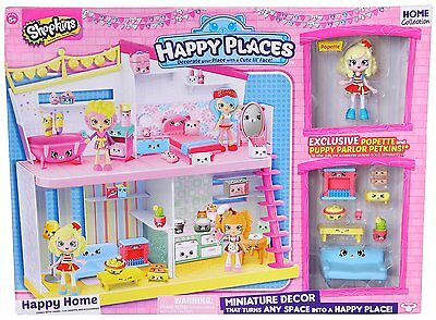 Happy Places Shopkins House Playset