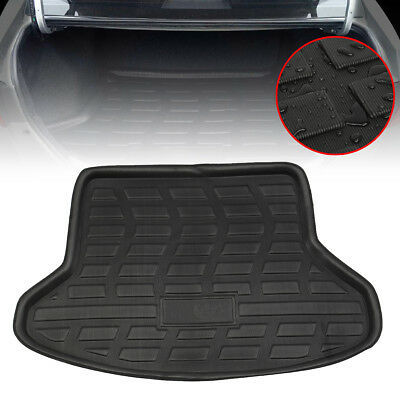 Car Rear Trunk Boot Cargo Mat Liner Tray Waterproof For Toyota Prius 2008-2015