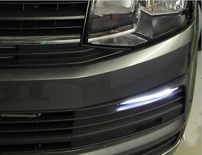 Genuine Volkswagen CV T6 Transporter LED daytime running light retrofit kit