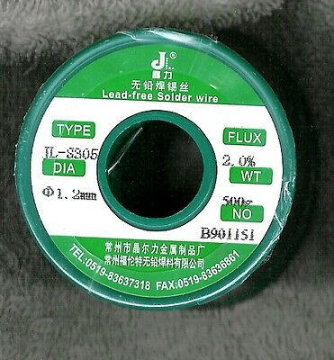 500gm 'The Rolls-Royce' of Lead-free solder (SnAg3.0Cu0.5) electronic/general
