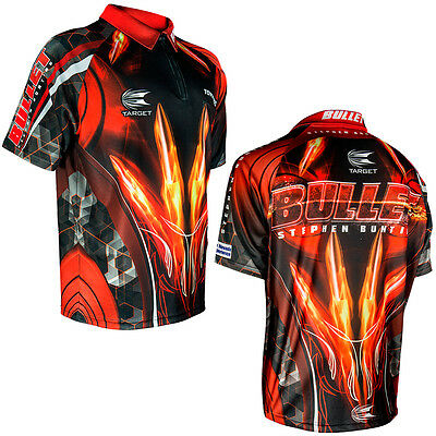 Stephen Bunting - Target Authentic Replica Dart Shirt - Sizes XS - 5XL