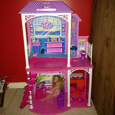 Barbie House Furniture And Doll