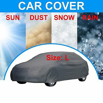 Large Car Cover All Weather Protection Waterproof Outdoor Or Indoor Cover