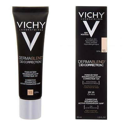 Vichy Dermablend 3D Corrective Foundation Choose Shade