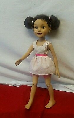 MGA Entertainment BFC Best Friends Club doll 2009 Brown hair brown eye Jointed 1