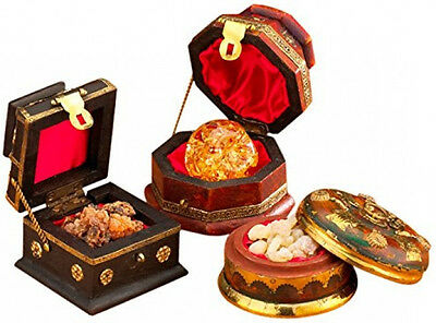 gifts gold frankincense and myrrh three wise men new box set of 3 - Gold Frankincense And Myrrh Christmas Gifts