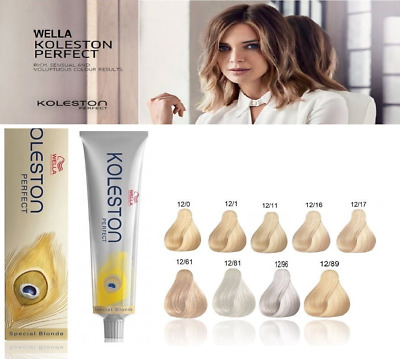 Wella Koleston Perfect Permanent Hair color Dye - Special Blonde  60ml