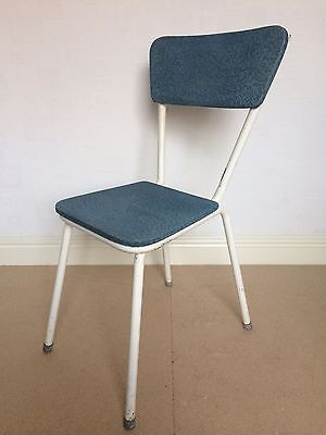 Vintage Retro Dining Chairs Formica Table Mid Century
