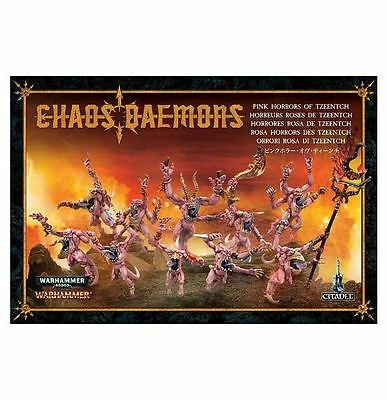 Age of Sigmar - Chaos - Pink Horrors - FREE SHIPPING