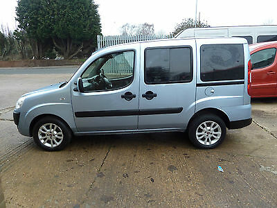 2011 Fiat Doblo Dynamic Wheelchair Accessible Vehicle