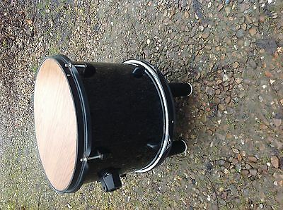 Upcycled drum stool