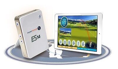 ES14 Portable Golf Launch Monitor by Ernest Sports - The next level in monitors