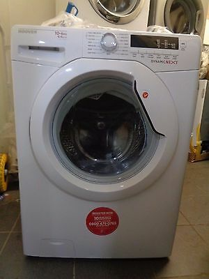 New Hoover WDXCE51062 Dynamic Next Free Standing 10Kg 1500 Spin Washer Dryer