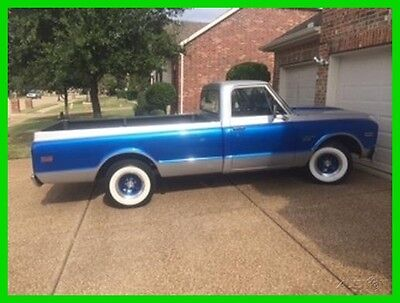1970 Chevrolet Other  1970 Chevrolet C10 Long Box Used Automatic Pickup Truck Chevy C10