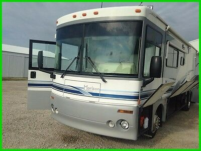 2003 Itasca Horizon 34HD Used, Motorhome, Class A, Diesel Pusher,  Motor Home