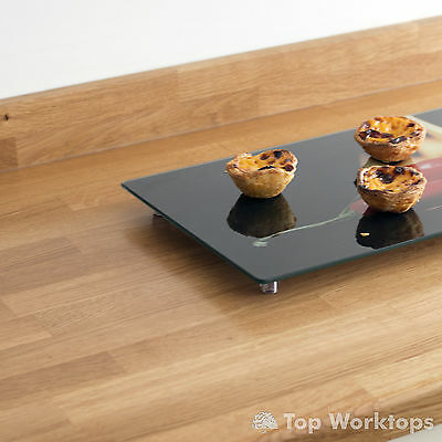 Solid Oak Worktop, PRIME A Grade Wooden Worktops, Free Delivery, Finest Quality