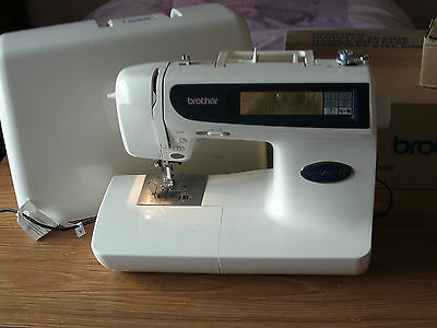 Brother Embroidery Sewing Machine Super/Ace