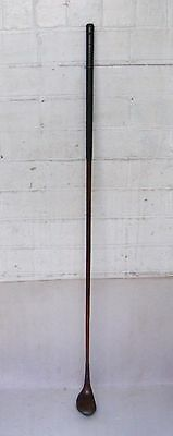 A Nice Collectable Hicory Golf Club