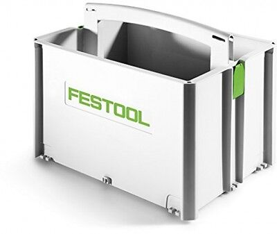 Festool Systainer Toolbox Storage Sortainer Large Compartments Handtools Case