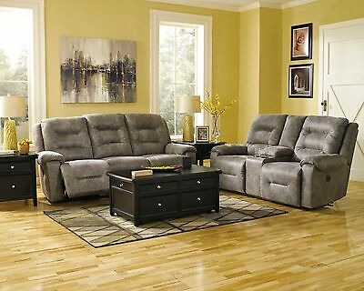 Stupendous Ashley Furniture Mouttrie Power Reclining Sofa And Loveseat Evergreenethics Interior Chair Design Evergreenethicsorg