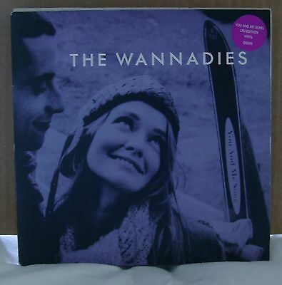 Wannadies - You And Me Song - Limited Edition Blue Vinyl - 7 Inch