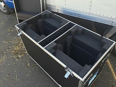 Wheeled Large Trunk Flight Case (Martin Mac 500 x 2) But Can Be Empty