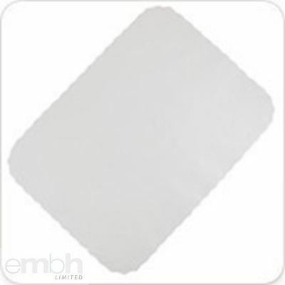 Paper Place/Tray Mats, 365x250mm, White, 4 packs of 250