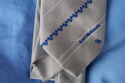 OFFICIAL EAST MIDLAND BRITISH RAIL TIE for  UNIFORM STILL in ORIGINAL PACKET